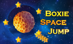Boxie Space Jump