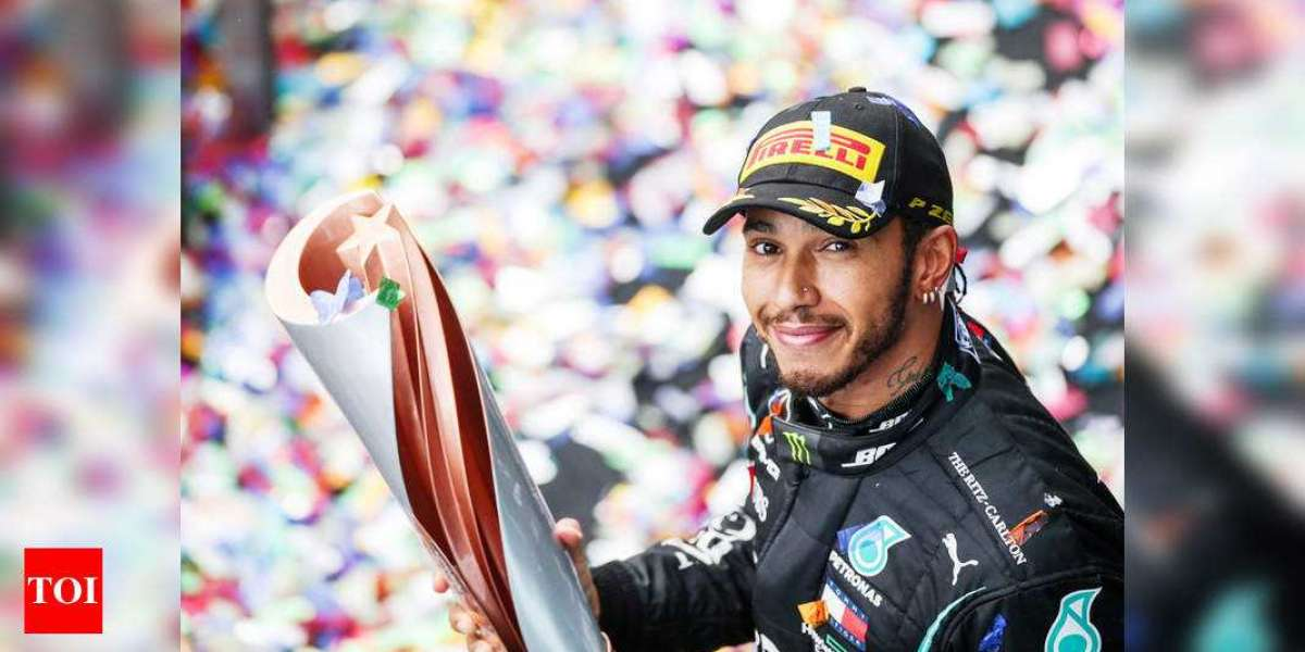 Lewis Hamilton: F1 world champion signs new Mercedes contract for 2021 season